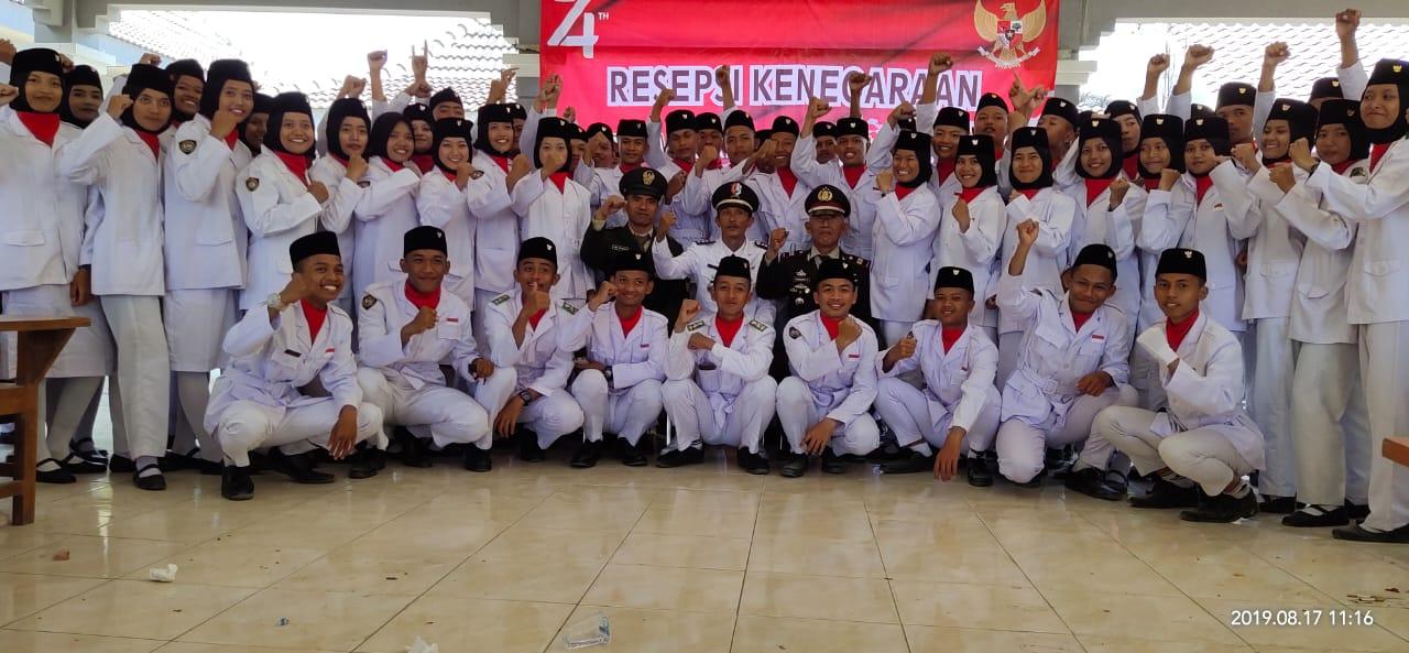 DIRGAHAYU RI KE 74 <BR> SDM UNGGUL INDONESIA MAJU